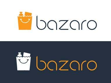 Logo for a food supply app