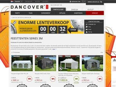 www.dancover.com