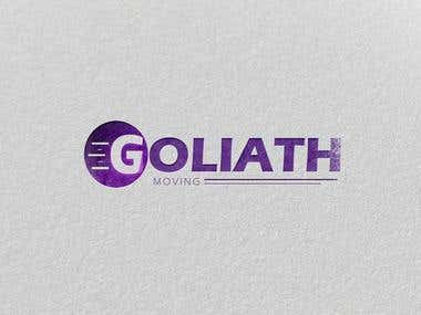 GOLIATH LOGO DESIGN
