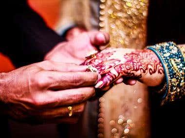 Bride Shoot Portfolio (Photo Editing/Enhancement/Retouching)