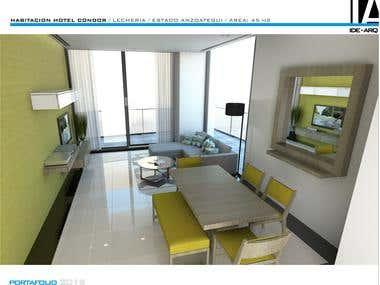 Proyecto: Hotel Condor
