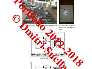 Design And Implementation Of UPS Distribution Panels
