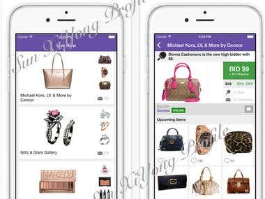 Shopping Mobile App