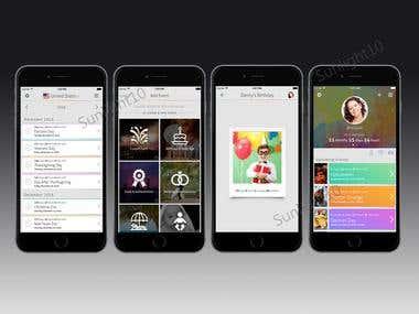 CountDown - LifeStyle App