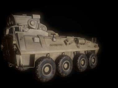Law tank 1