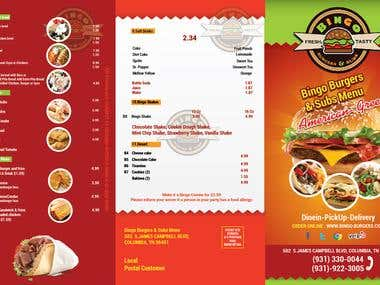 Try Fold Flyer Design