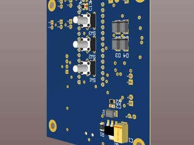 General purpose PCB Prototype.