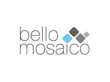 Bello Mosaico logotype