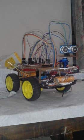 Advanced Obstacle Avoiding Autonomous Robot