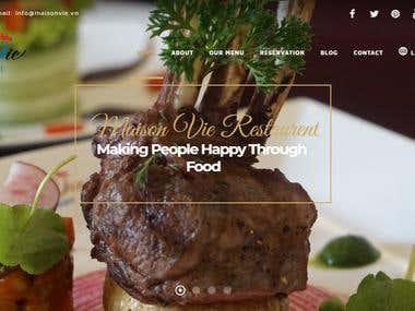Maisonvie Food Restaurant