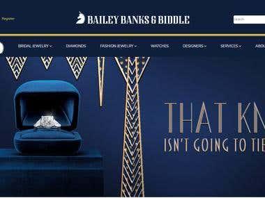 Bailey Bank Sand Biddle