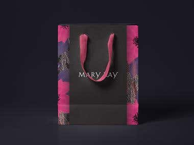 Design package for Mary Kay
