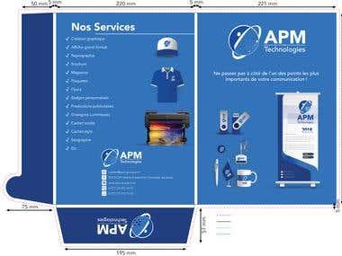 Pochette APM Technologies