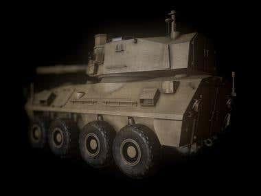Law tank 2