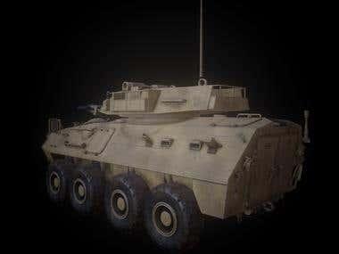 Law tank 3