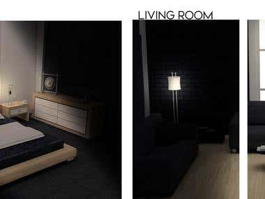 Interior Designing for Furniture Firm