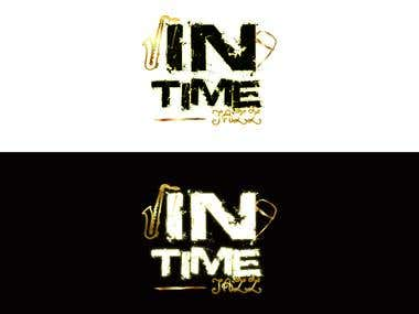 logo in time jazz