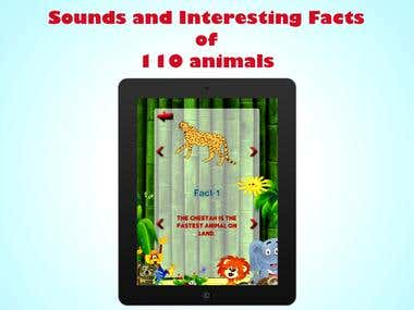 "Intro Video for iPad App ""Animal Hooray"""