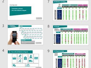 Benchmarking (Comparativo de Servicios)