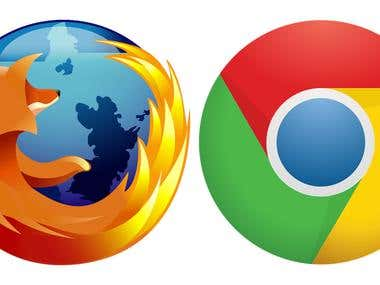 Chrome & Firefox Extensions