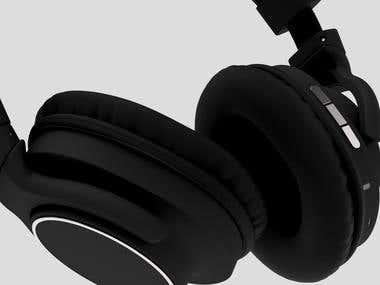 Headphones Remodel Project