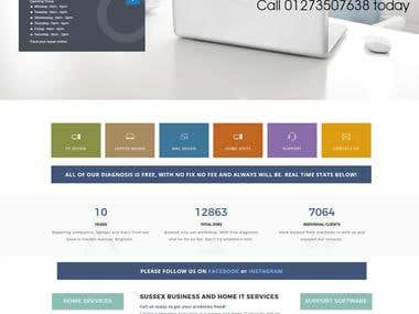 Hardware Firm website based in London