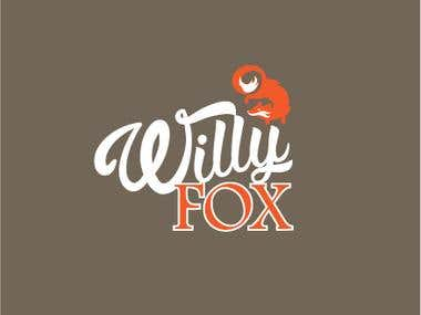 Willy Fox Logotype