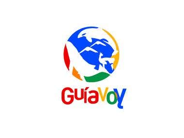Turism logo Guía voy
