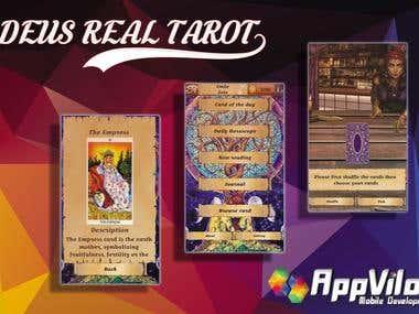Deus Real Tarot