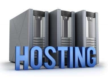hosting your site