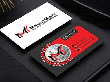 Outstanding business card design