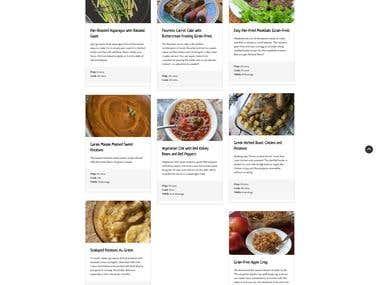 Eatluv (Wordpress Ecommerce / Woocommerce /Amazone Aws)