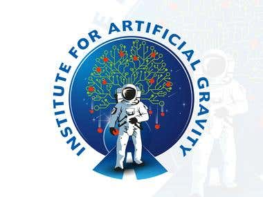 Institute of Artificial Gravity logo