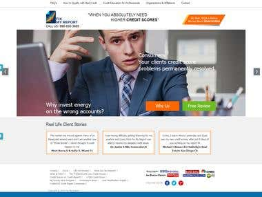 Corporate Company Website
