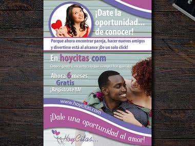 Flyer for Website