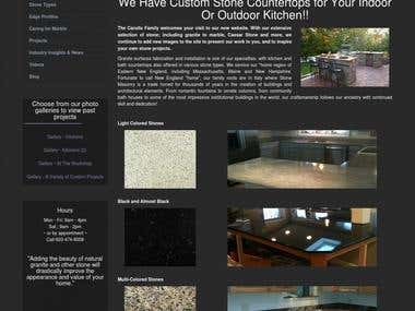 Granite Countertops Fabrication and Installation - Universal