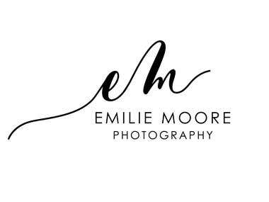Personal Logo (Emilie Moore Photography)