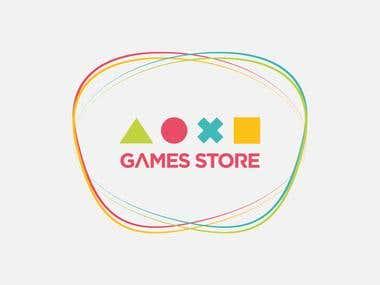 Logo | Game Store