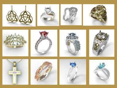 jewel models