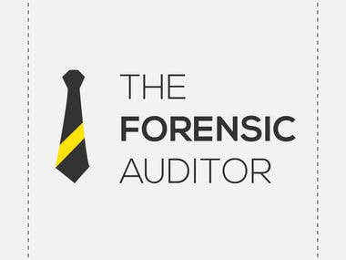 Logo for a Forensic Webpage