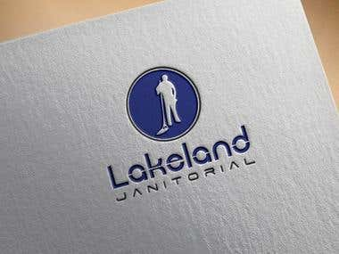 Creative Logo for a Small Janitorial Company