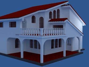 Maqueta 3D (aun en desarrollo)