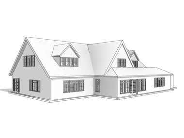 Architecture 3D Modeling