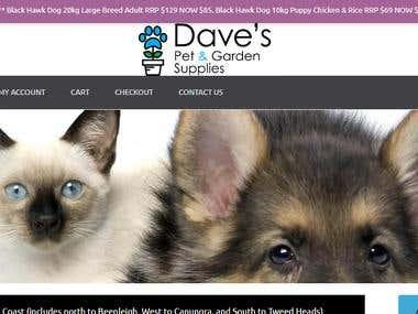 Wordpress website that i developed
