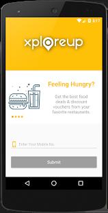 XploreUp Android App