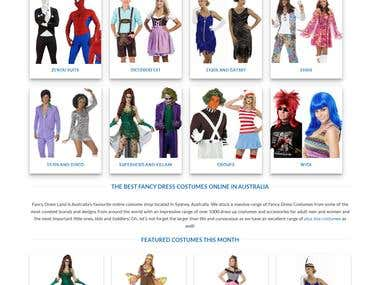 Ecommerce: Costumes and accessories/https://fancydressland.c