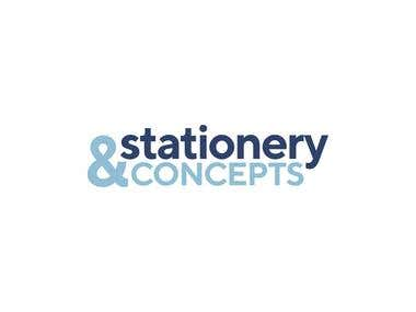Stationery & Concepts Logo
