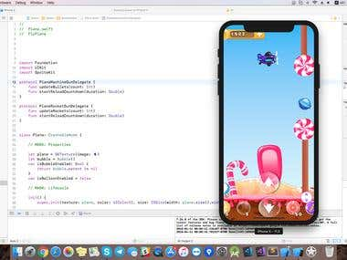 JoyWar Game app development