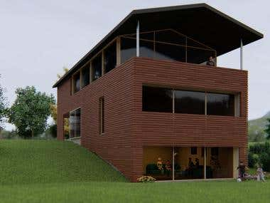 Revit&Lumion