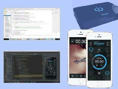 iPower Tatoo BLE app development
